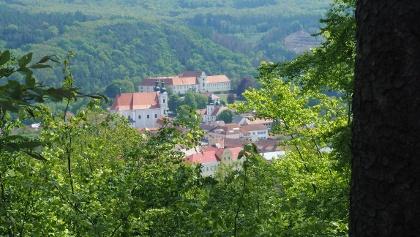 Pohled na Lomnici
