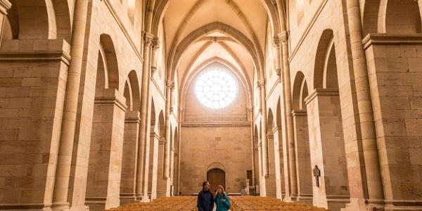 Otterberg-Abteikirche Innenraum