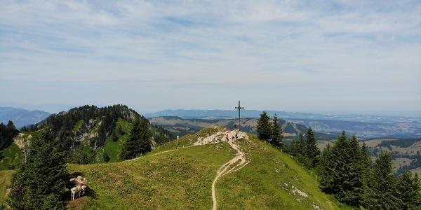 Summit of the Seelekopf