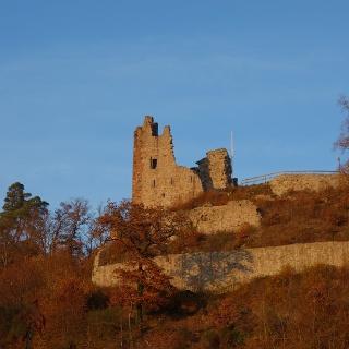 Schenkenburg Herbststimmung