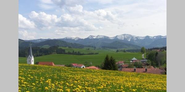 Kräuterdorf Stiefenhofen im Westallgäu