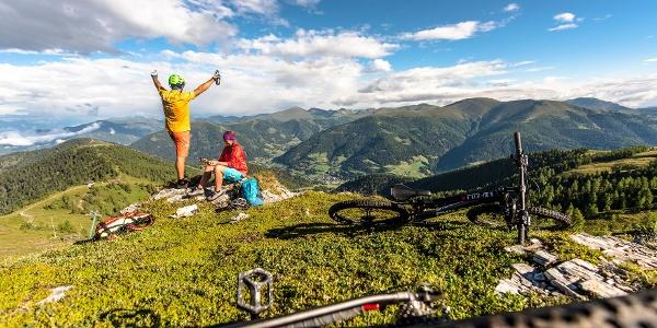Bike-Gipfel