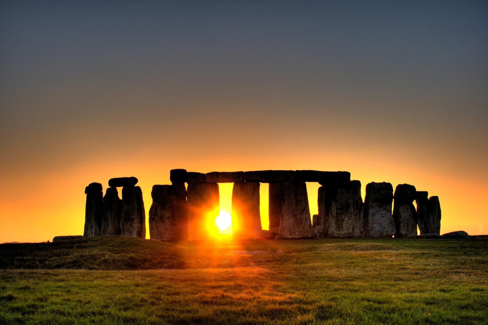 Stonehenge Theorien