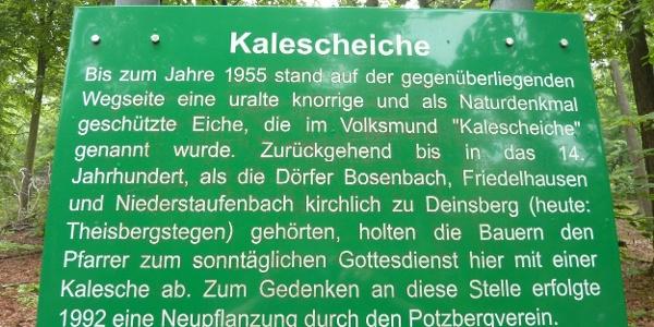 Kalescheiche