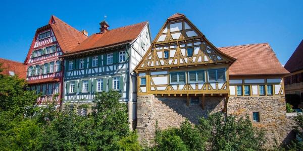 Bietingheim-Bissingen Alte Stadtmauer