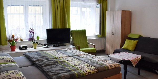 Privatzimmer - Apartment Familie Graf