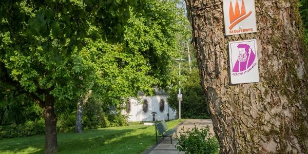 Der Kurpark in Rengsdorf