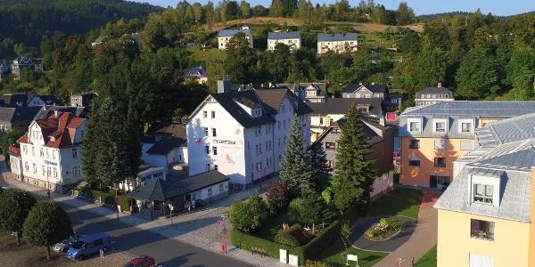 Outdoor Inn Sporthotel Steinach | Außenansicht