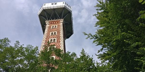 Hilmwarte mit Observatorium der Uni Graz