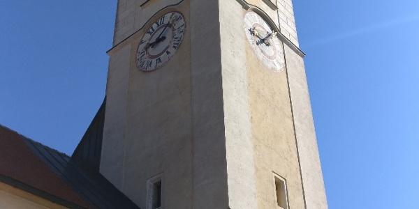 Kurort St. Radegund - Pfarrkirche