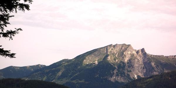 Gamsfeldblick am Morgen < 1130m
