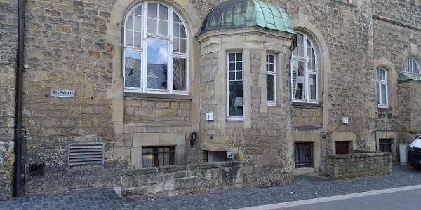 Öffentliches WC am Rathaus Bückeburg