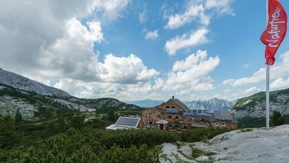 Alpines Ausbildungszentrum Wiesberghaus der Naturfreunde