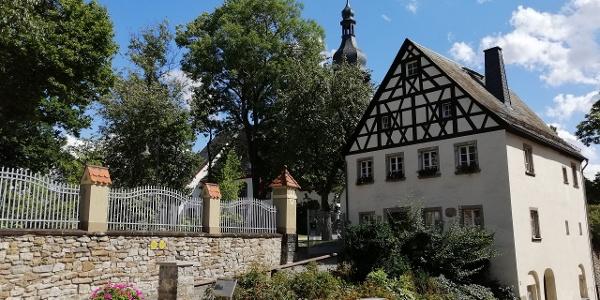 Pfarrhaus der Lorenzkirche