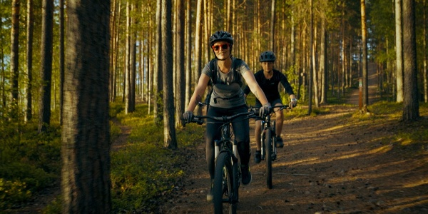 OLKKOLA OUTDOOR AND MOUNTAIN BICYCLE TRACK