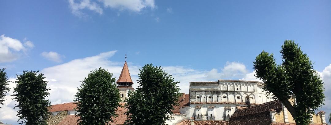 Cetatea bisericească din Prejmer