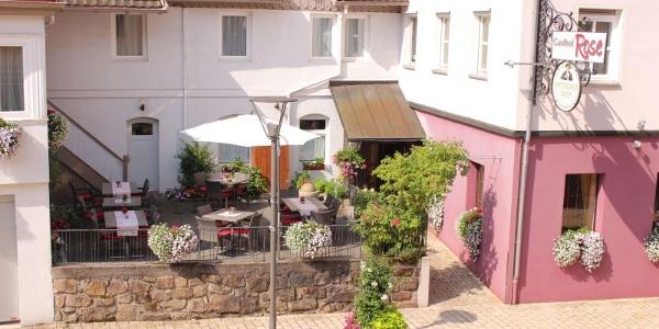 Rose Hornberg Garten