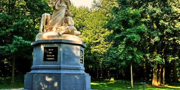 Denkmal Schlacht bei Heiligerlee