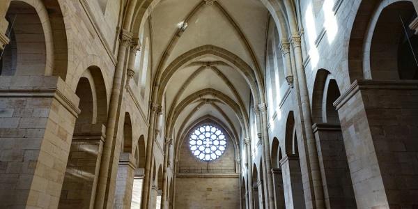 Otterberg - Abteikirche (Innenraum)