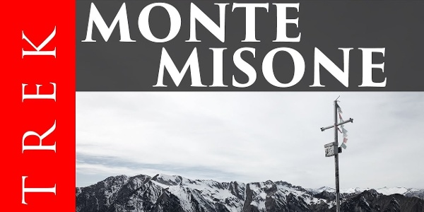 Escursione al Monte Misone con vista sul lago di Garda Trentino