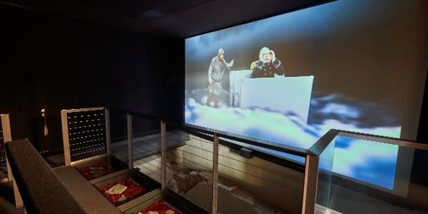 Filmvorführung im Museum Oberes Schloss