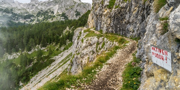 Precipitous Path