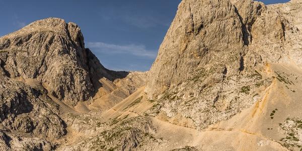 Hribarice Pass