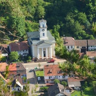 Kirche Rinnthal