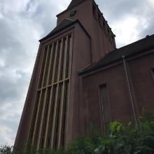 Blick auf den Turm