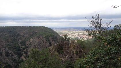Blick von der La Viershöhe (Aug. 2019)