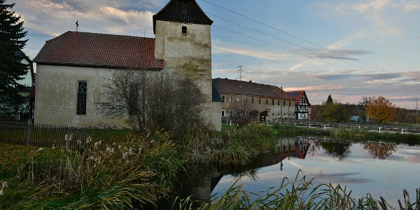 Kirche in Grochwitz