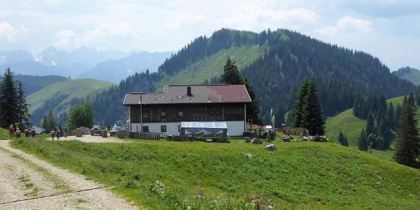 Priener Hütte (1410 m)