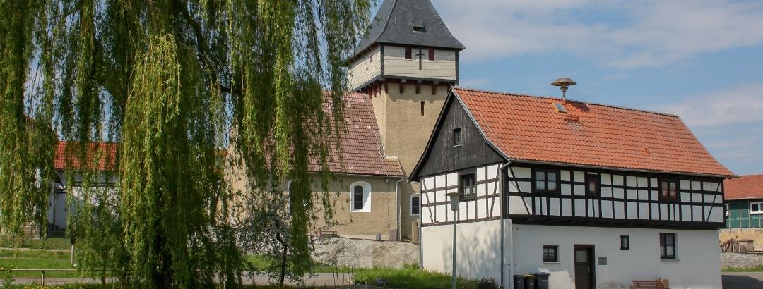 Wehrkirche Schüptitz