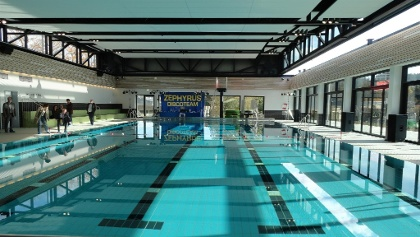Freizeitbad Molzberg Schwimmbecken