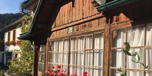 """Haus """"Am Pilgerweg"""""""