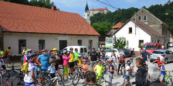 By bike around Brestanica