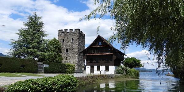 Schnitzturm in Stansstad
