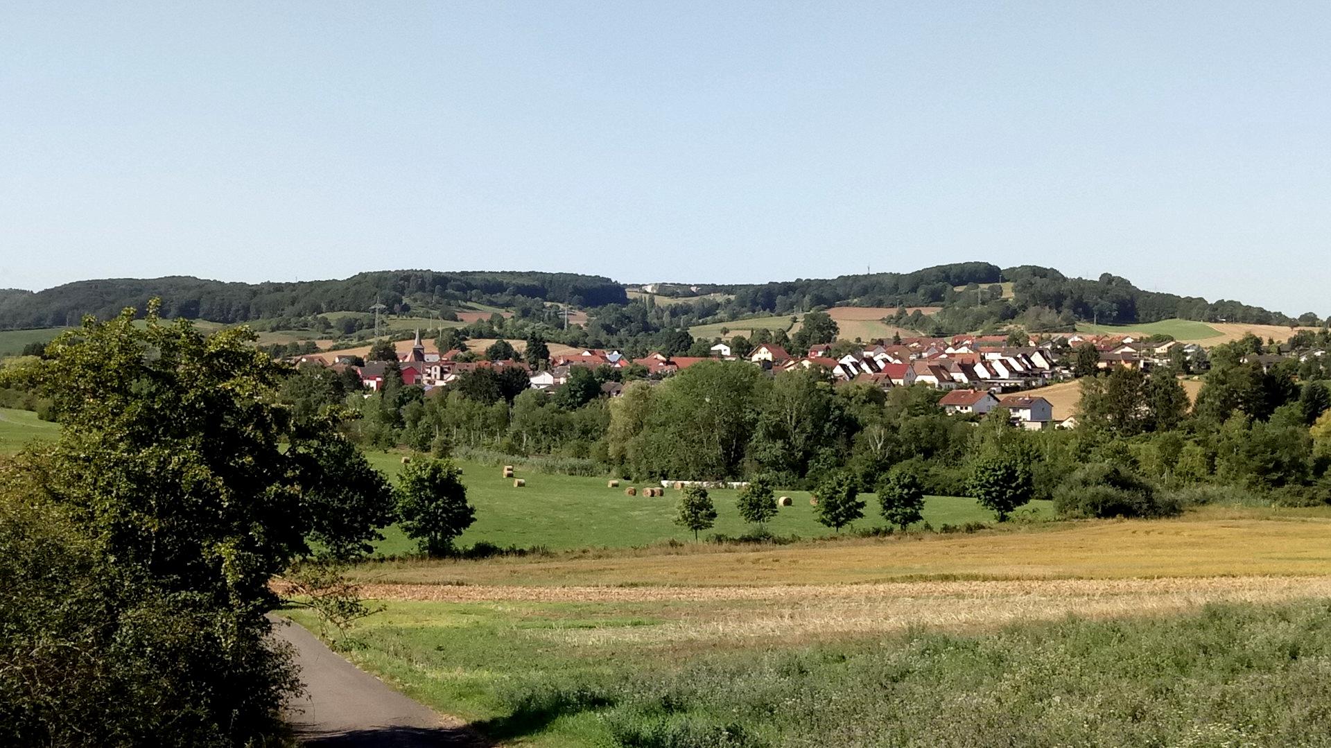 Wetter Münchweiler