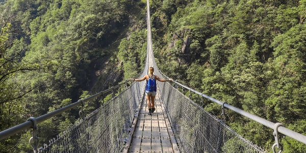 Tibetan Bridge Carasc