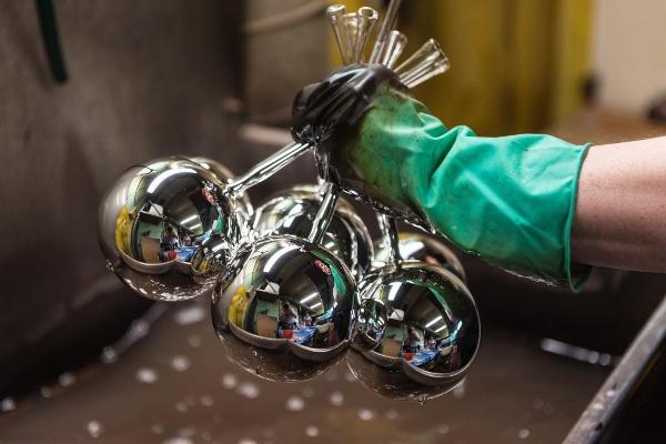 Glasmacherkunst in Lauscha