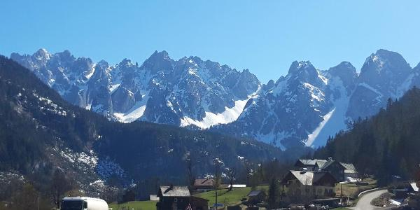 Ausgangspunkt Berghof Prediktstuhl
