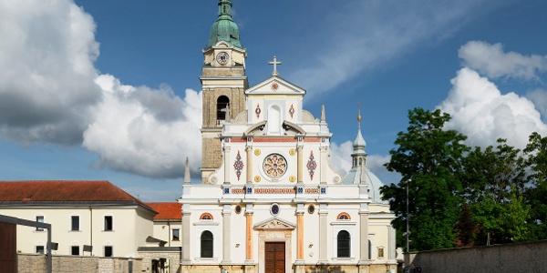 Basilika in Brezje