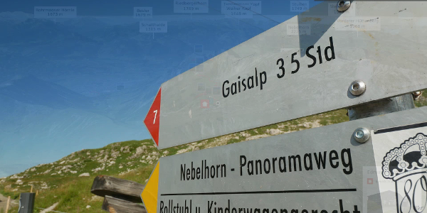 Bergtour im Allgäu: Gaisalpseen