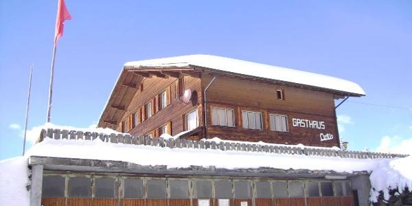 Berggasthaus Mottis, Stels
