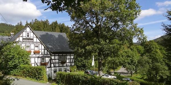 Gasthaus Braun in Ohlenbach