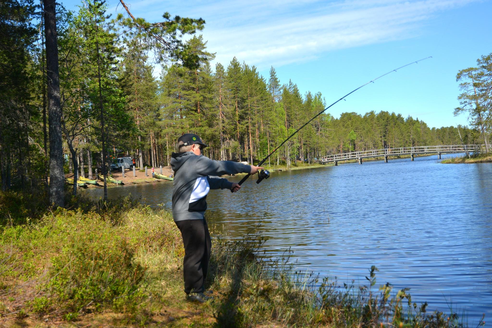 Kalastuslupa Helsinki