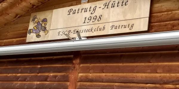 Patrutgsee-Hütte