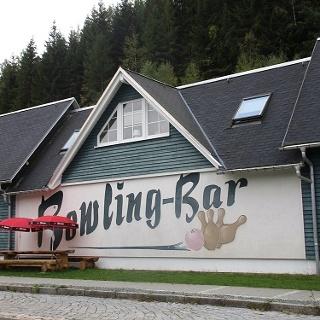 Bowlingbahnen im LGhof und Pension Frischhütte Muldenhammer OT Morgenröthe Rautenkranz