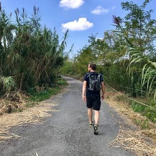 Wanderung nach Buje