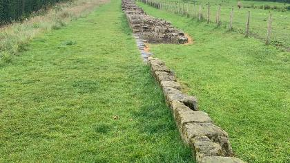 The Wall at Heddon on the Wall